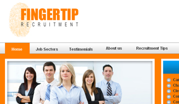 Fingertip Recruitment