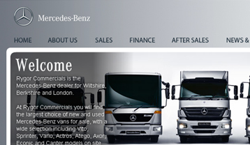 Rygor Mercedes London