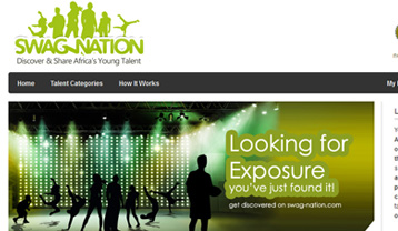 Swag Nation Discover & Share Africa's Young Talent